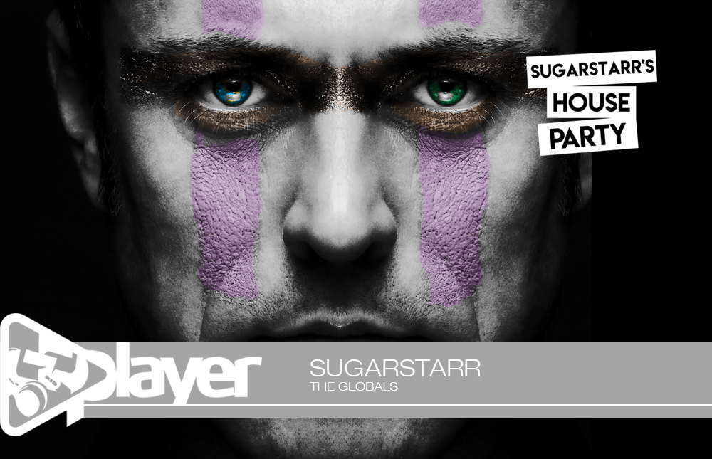 SUGARSTARR'S HOUSE PARTY
